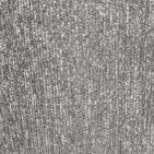 Polyester & Cotton Mix Heavyweight Upholstery Fabric - Smooth Grey & White